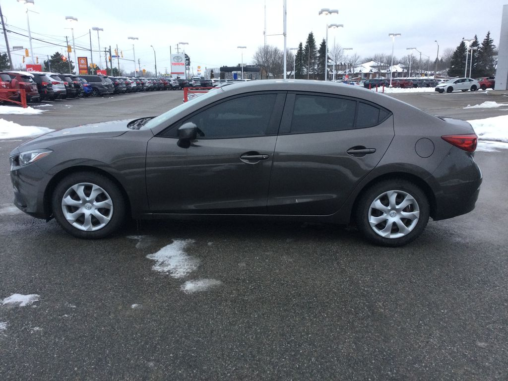 2015 Mazda Mazda3 Left Side Photo in Brockville ON