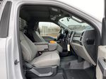 White[Oxford White] 2020 Ford Super Duty F-550 DRW Right Side Front Seat  Photo in Dartmouth NS