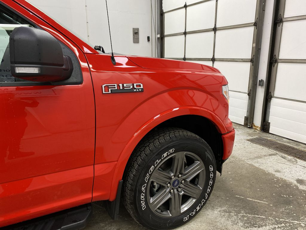 Red[Race Red] 2020 Ford F-150 Right Front Corner Photo in Dartmouth NS