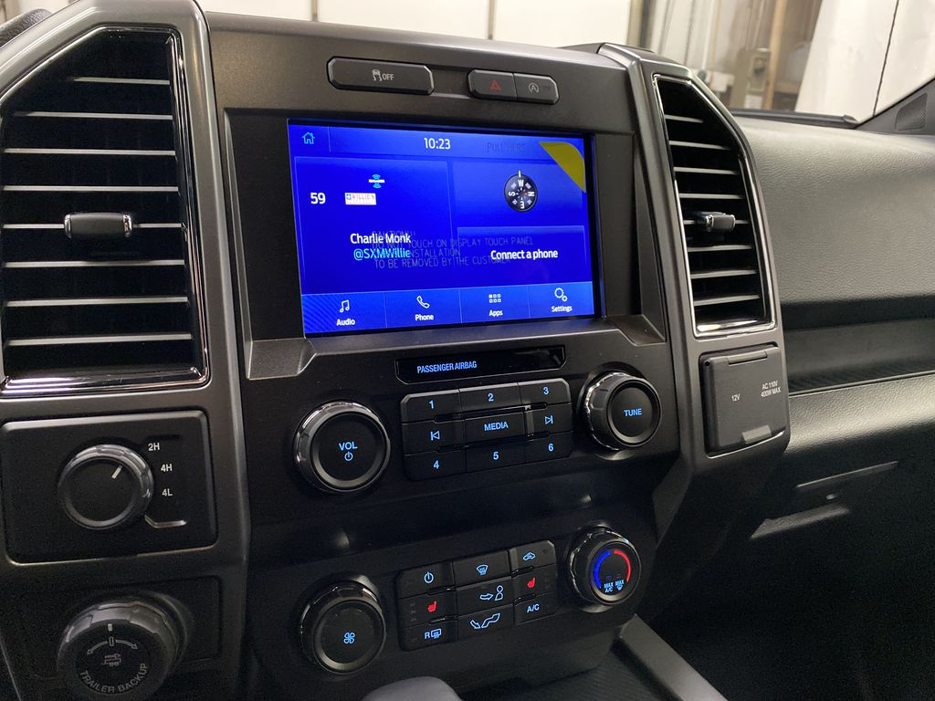 Red[Race Red] 2020 Ford F-150 Central Dash Options Photo in Dartmouth NS