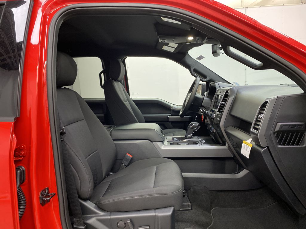 Red[Race Red] 2020 Ford F-150 Right Side Front Seat  Photo in Dartmouth NS