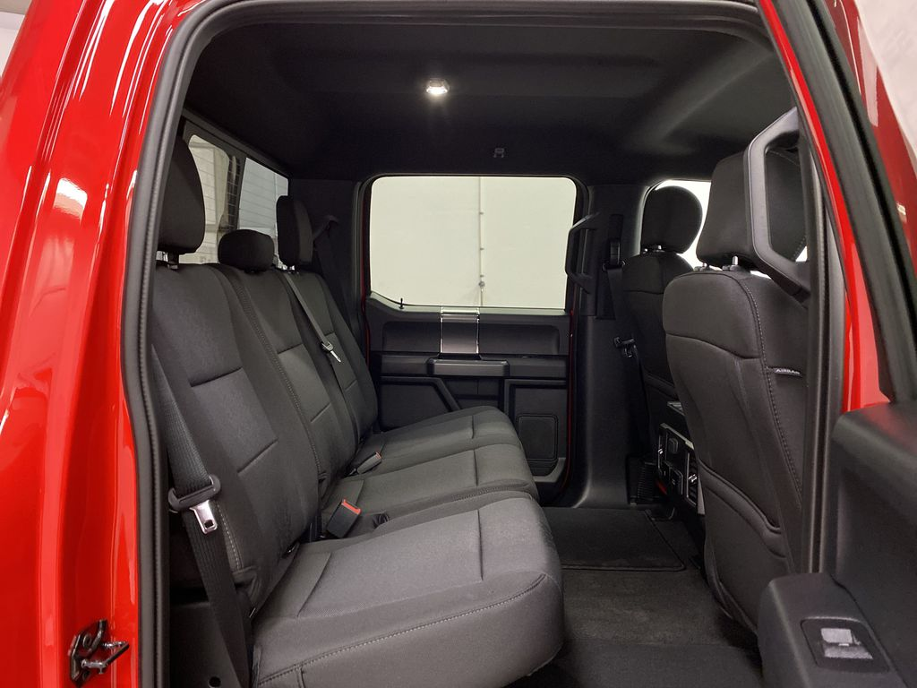 Red[Race Red] 2020 Ford F-150 Right Side Rear Seat  Photo in Dartmouth NS