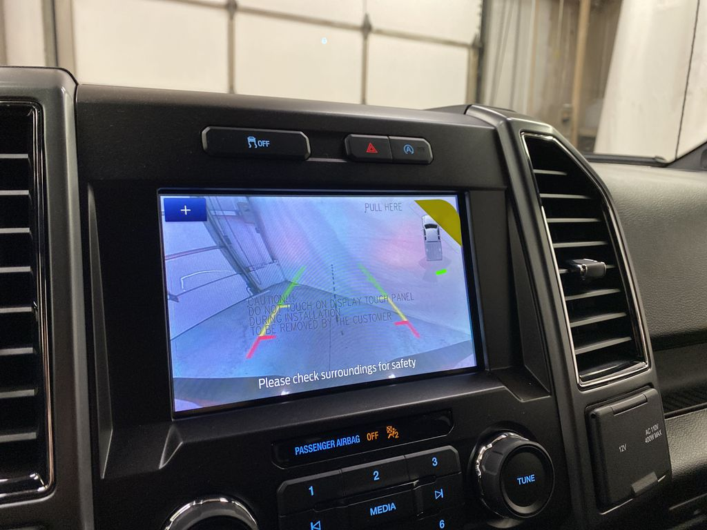 Red[Race Red] 2020 Ford F-150 Backup Camera Closeup Photo in Dartmouth NS