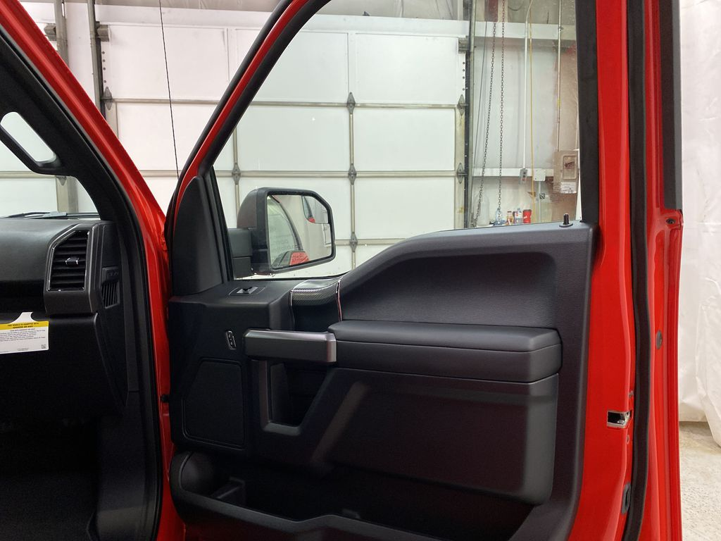 Red[Race Red] 2020 Ford F-150 Right Front Interior Door Panel Photo in Dartmouth NS
