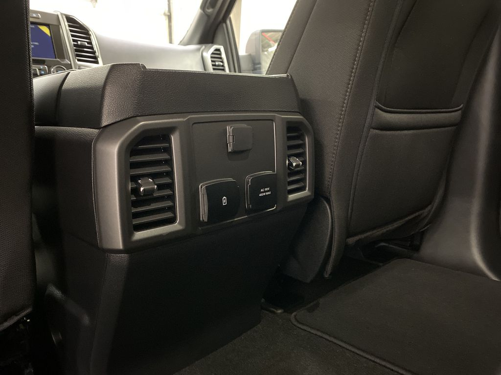 Red[Race Red] 2020 Ford F-150 LR Door Panel Ctls Photo in Dartmouth NS
