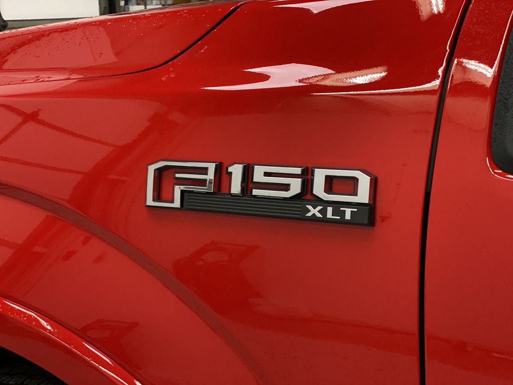 Red[Race Red] 2020 Ford F-150 Trim Specific Photo in Dartmouth NS