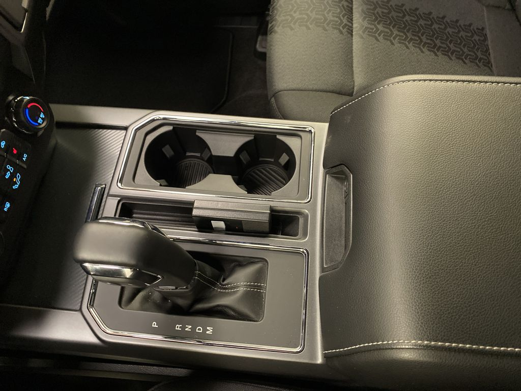 Red[Race Red] 2020 Ford F-150 Center Console Photo in Dartmouth NS