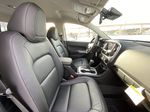 White[Summit White] 2021 Chevrolet Colorado LT Right Side Front Seat  Photo in Calgary AB