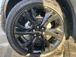 Black[Black] 2021 Chevrolet Blazer RS Left Front Rim and Tire Photo in Calgary AB