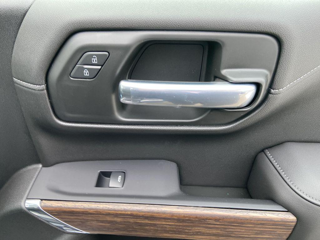 Black[Black] 2021 Chevrolet Silverado 1500 High Country Passenger Front Door Controls Photo in Calgary AB