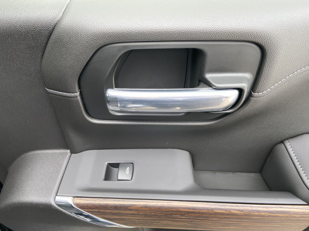 Black[Black] 2021 Chevrolet Silverado 1500 High Country Passenger Rear Door Controls Photo in Calgary AB