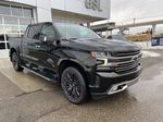 Black[Black] 2021 Chevrolet Silverado 1500 High Country Right Front Corner Photo in Calgary AB