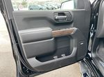 Black[Black] 2021 Chevrolet Silverado 1500 High Country Left Front Interior Door Panel Photo in Calgary AB