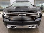 Black[Black] 2021 Chevrolet Silverado 1500 High Country Front Vehicle Photo in Calgary AB