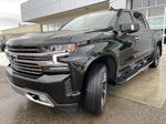 Black[Black] 2021 Chevrolet Silverado 1500 High Country Left Front Head Light / Bumper and Grill in Calgary AB