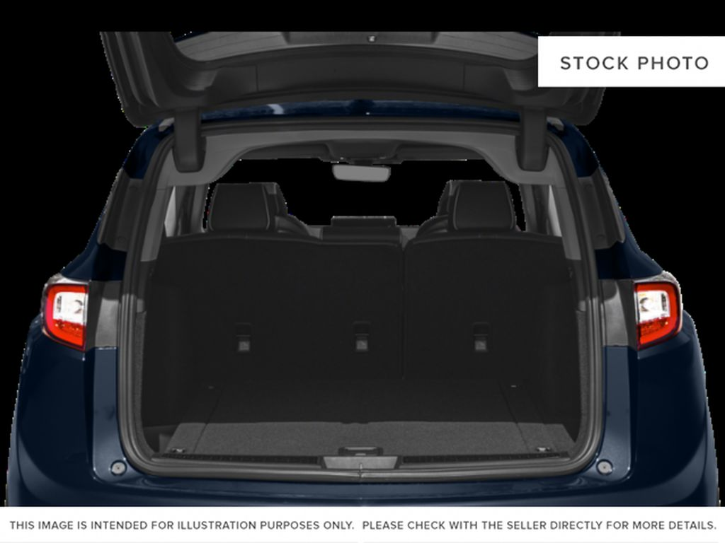 WHITE NH-883PX 2021 Acura RDX Trunk / Cargo Area Photo in Kelowna BC