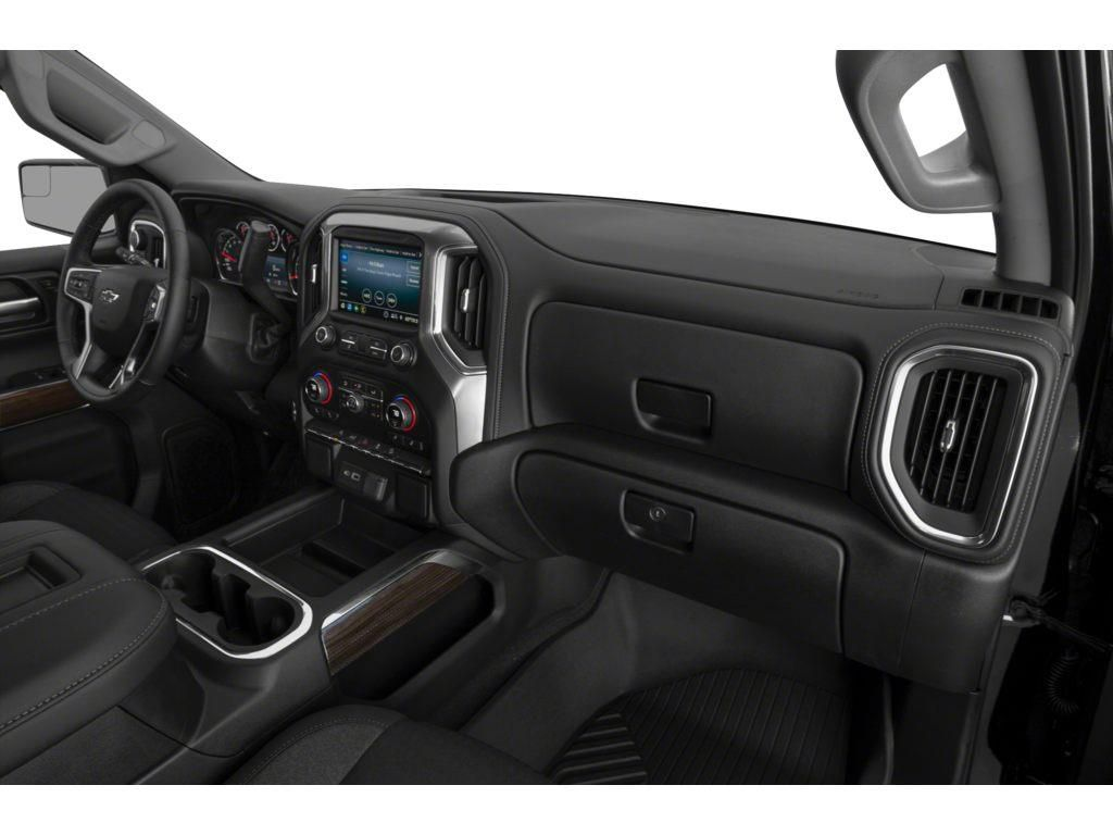 Red 2021 Chevrolet Silverado 1500 Front Vehicle Photo in Brooks AB