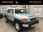 Silver[Titanium Silver] 2007 Toyota FJ Cruiser Manual Trans Primary Listing Photo in Sherwood Park AB