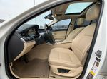 White[Alpine White] 2012 BMW 5 Series Central Dash Options Photo in Brampton ON