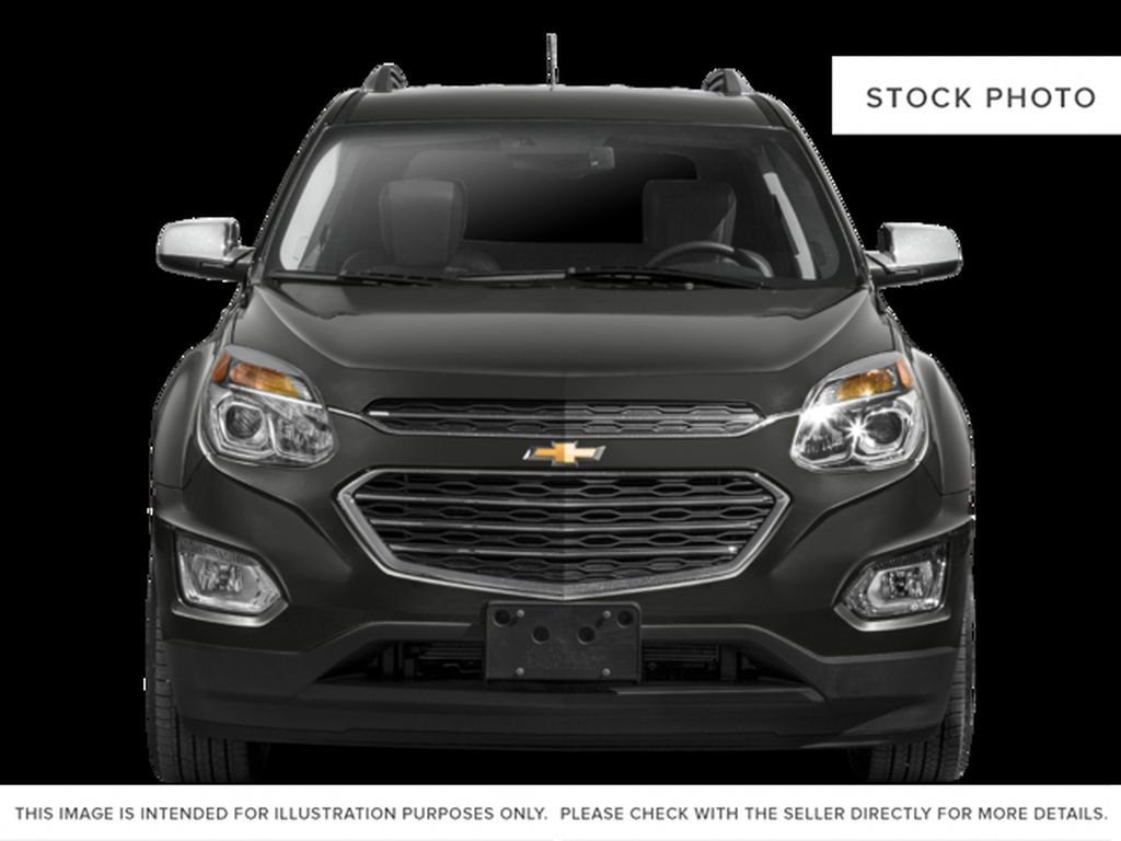 White[Iridescent Pearl Tricoat] 2017 Chevrolet Equinox Front Vehicle Photo in Fort Macleod AB