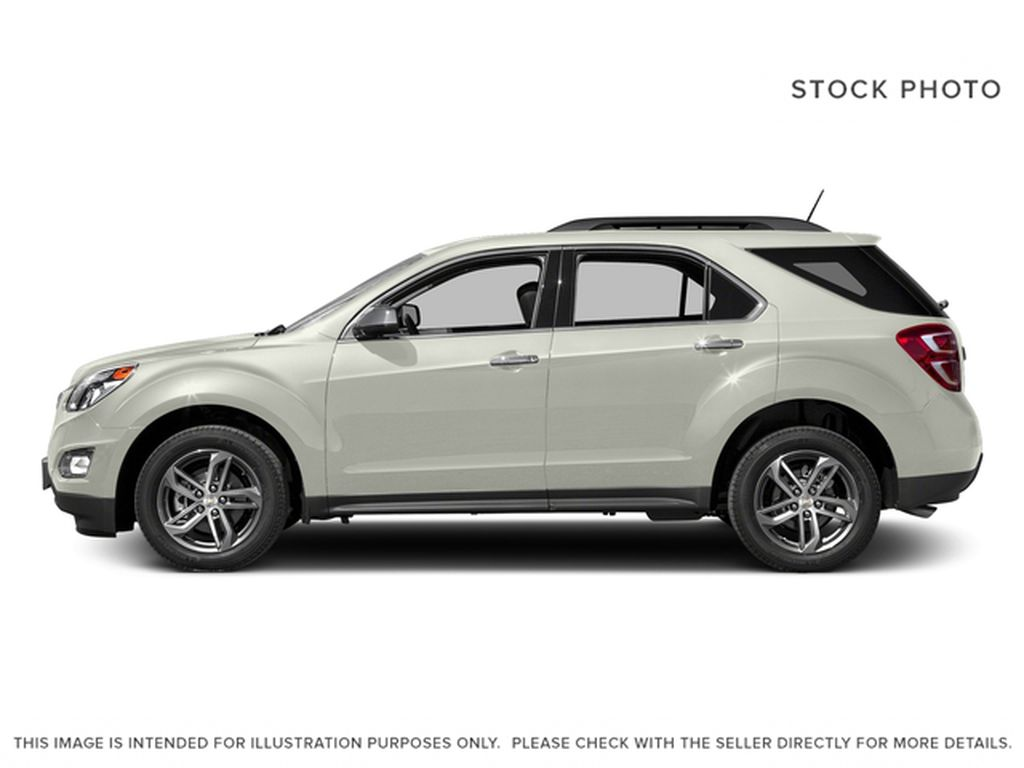 White[Iridescent Pearl Tricoat] 2017 Chevrolet Equinox Left Side Photo in Fort Macleod AB