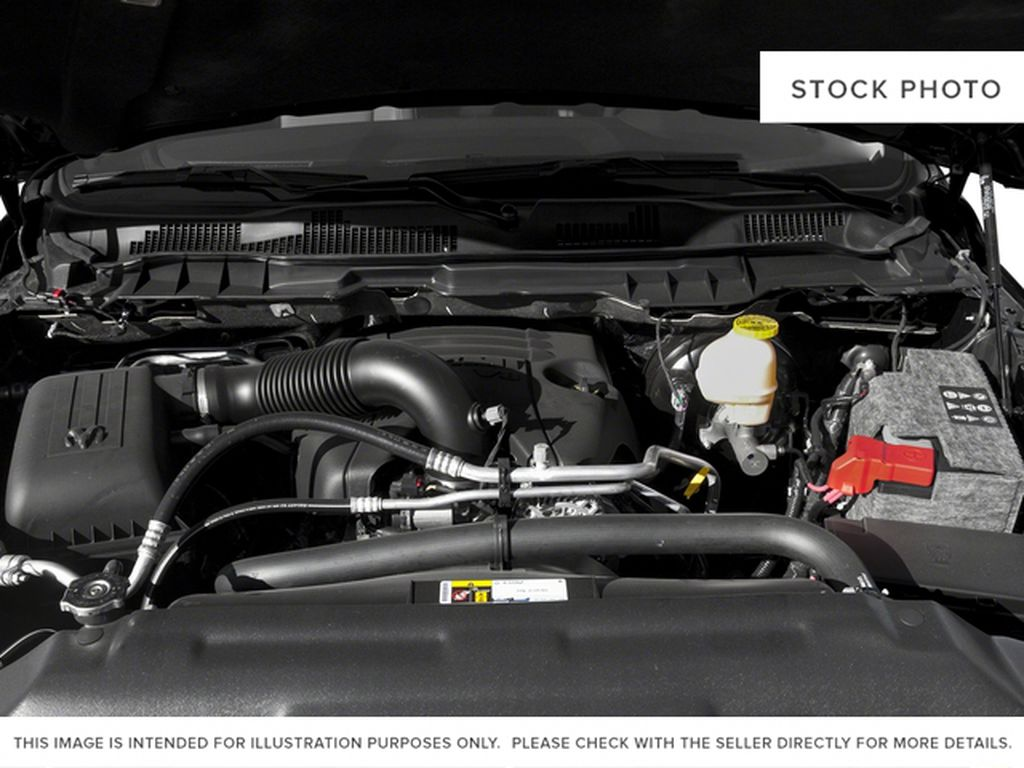 Green[Black Forest Green Pearl] 2016 Ram 1500 Engine Compartment Photo in Fort Macleod AB