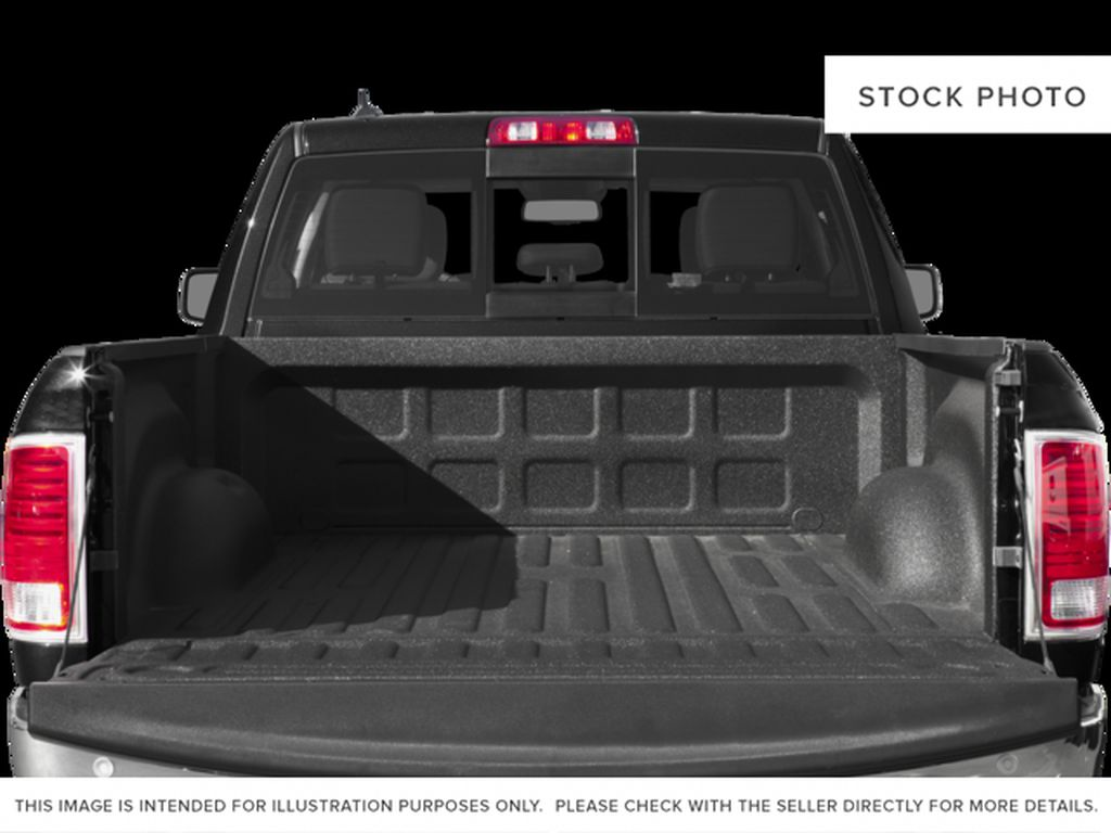 Green[Black Forest Green Pearl] 2016 Ram 1500 Trunk / Cargo Area Photo in Fort Macleod AB