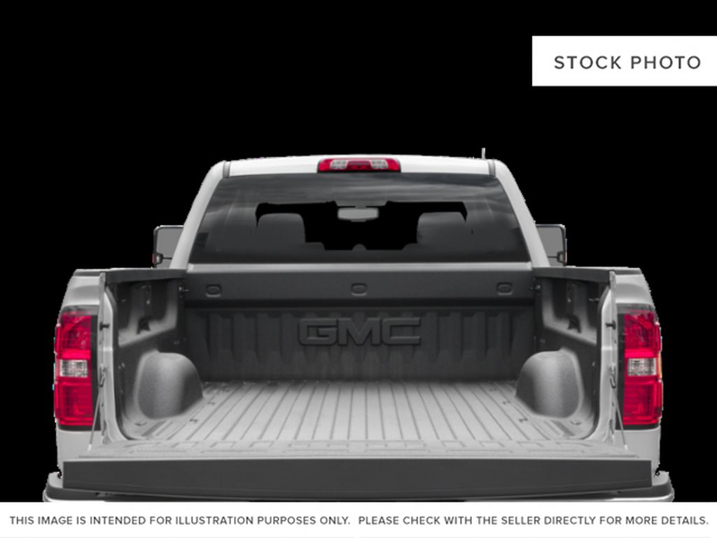 White[Summit White] 2019 GMC Sierra 3500HD Trunk / Cargo Area Photo in Fort Macleod AB