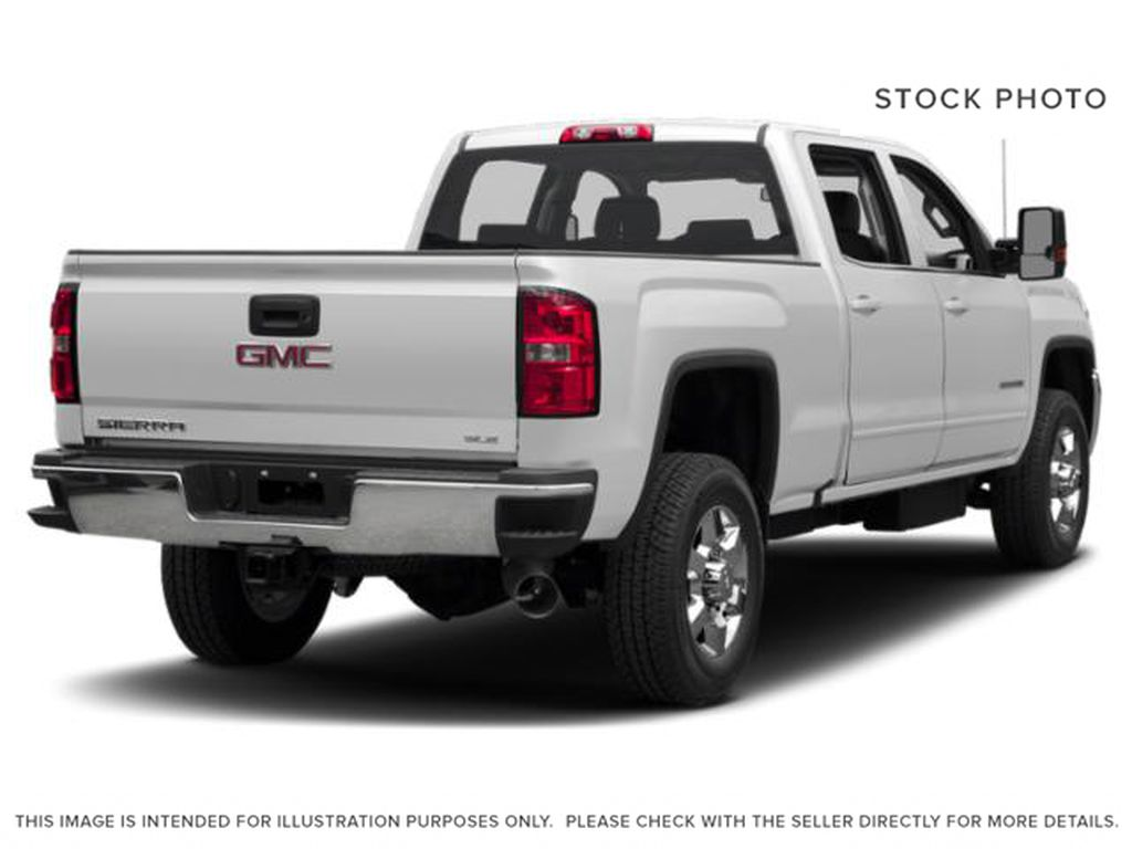 White[Summit White] 2019 GMC Sierra 3500HD Right Rear Corner Photo in Fort Macleod AB