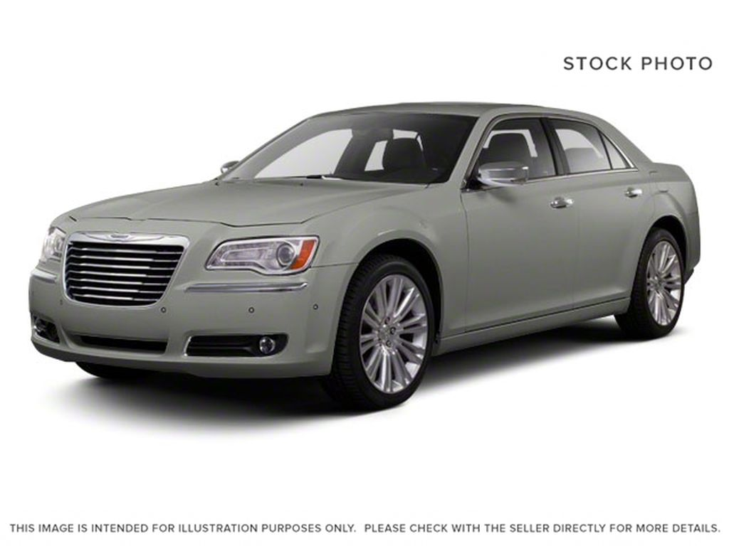 Silver[Billet Metallic] 2013 Chrysler 300