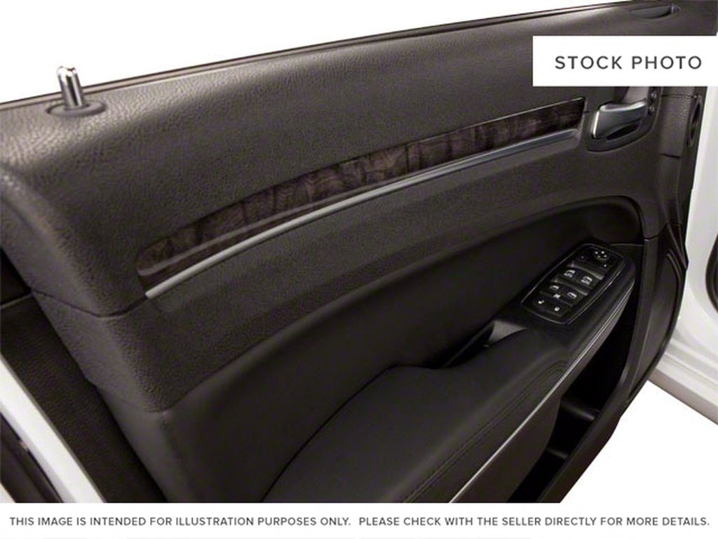 Silver[Billet Metallic] 2013 Chrysler 300 Left Front Interior Door Panel Photo in Fort Macleod AB