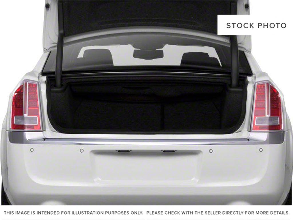 Silver[Billet Metallic] 2013 Chrysler 300 Trunk / Cargo Area Photo in Fort Macleod AB