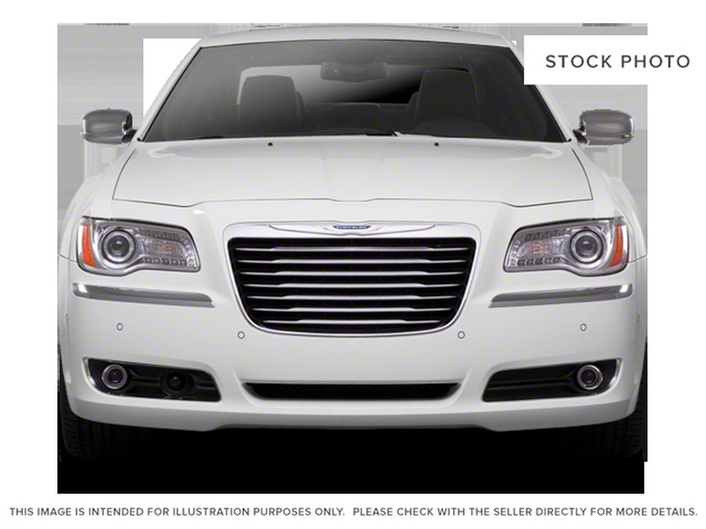 Silver[Billet Metallic] 2013 Chrysler 300 Front Vehicle Photo in Fort Macleod AB