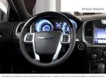 Silver[Billet Metallic] 2013 Chrysler 300 Steering Wheel and Dash Photo in Fort Macleod AB