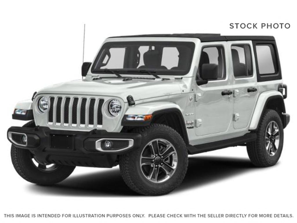 White[Bright White] 2020 Jeep Wrangler Unlimited