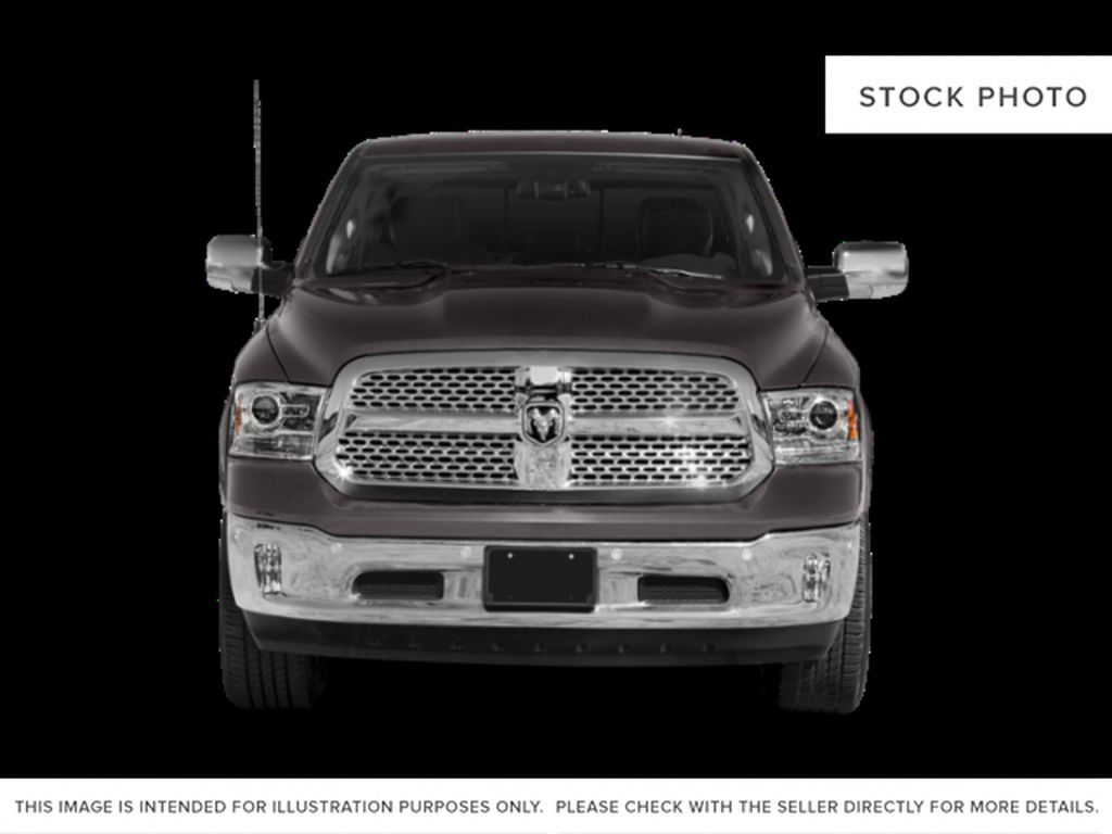 White[Bright White] 2018 Ram 1500 Front Vehicle Photo in Fort Macleod AB