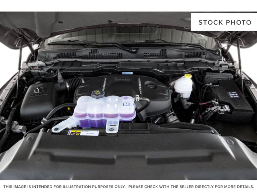 White[Bright White] 2018 Ram 1500 Engine Compartment Photo in Fort Macleod AB