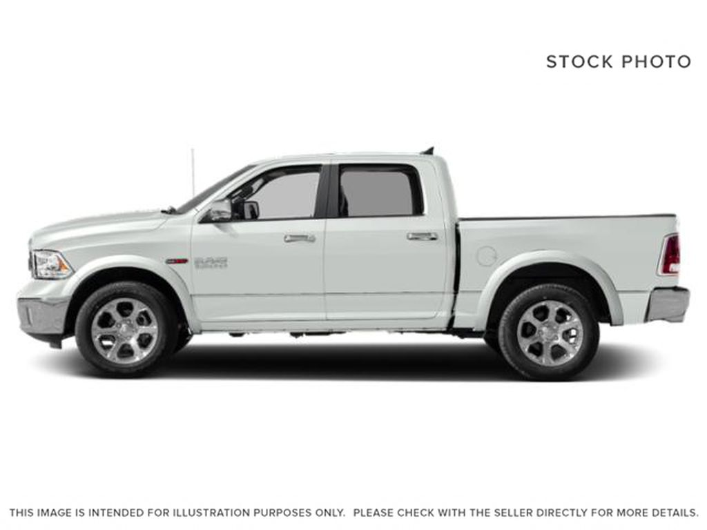 White[Bright White] 2018 Ram 1500 Left Side Photo in Fort Macleod AB