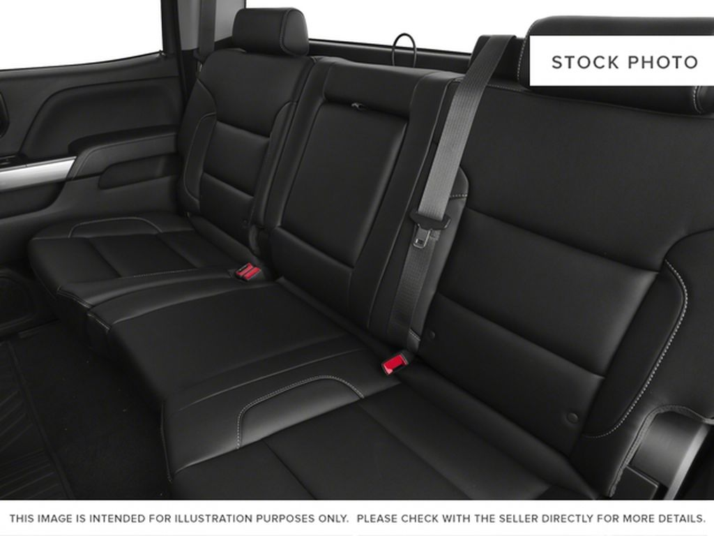 White[Summit White] 2016 Chevrolet Silverado 2500HD Left Side Rear Seat  Photo in Fort Macleod AB