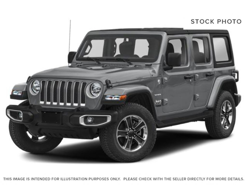 Silver[Billet Silver Metallic] 2020 Jeep Wrangler Unlimited
