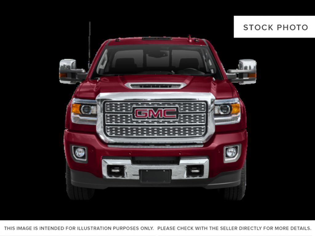 White[Summit White] 2019 GMC Sierra 3500HD Front Vehicle Photo in Fort Macleod AB