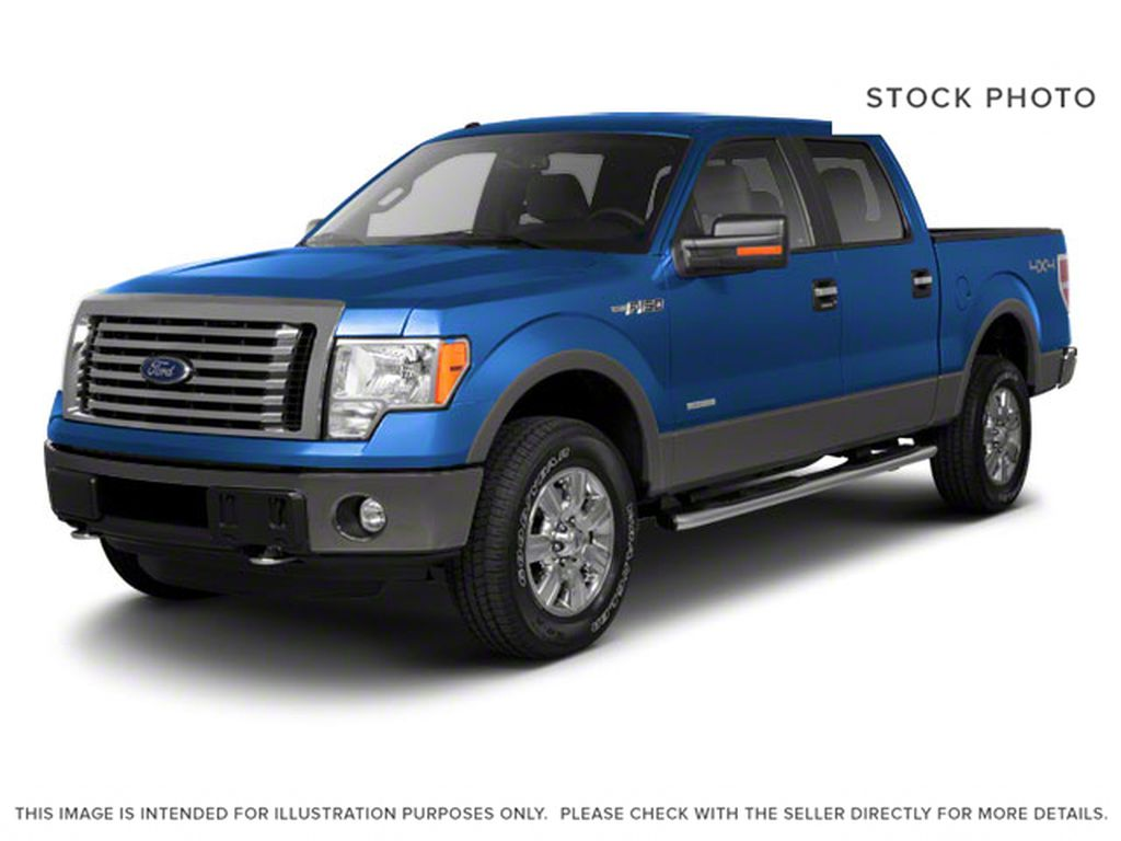 Blue[Blue Flame Metallic] 2012 Ford F-150