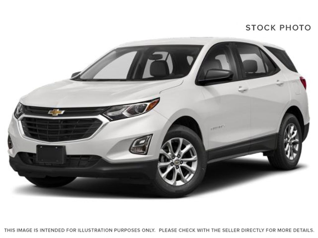 White[Summit White] 2018 Chevrolet Equinox
