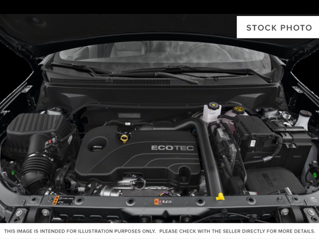 White[Summit White] 2018 Chevrolet Equinox Engine Compartment Photo in Fort Macleod AB