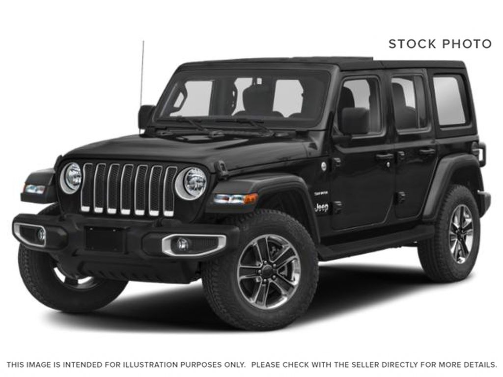 Black[Black] 2020 Jeep Wrangler Unlimited