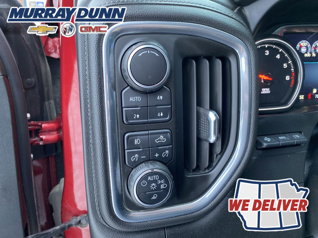 Red[Cajun Red Tintcoat] 2019 Chevrolet Silverado 1500 Additional Photo 1 in Nipawin SK