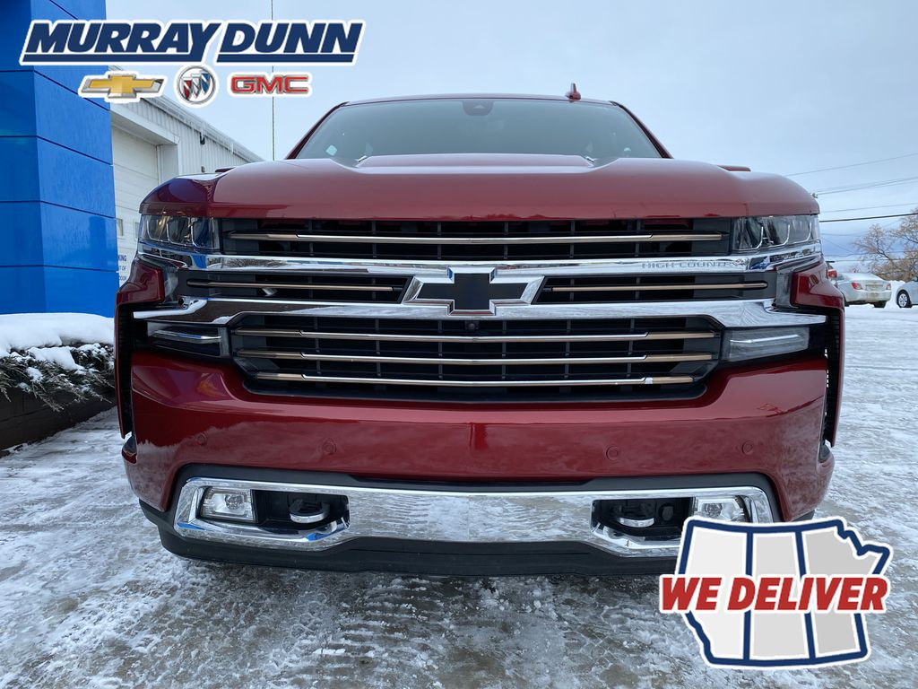 Red[Cajun Red Tintcoat] 2019 Chevrolet Silverado 1500 Front Vehicle Photo (Low) in Nipawin SK