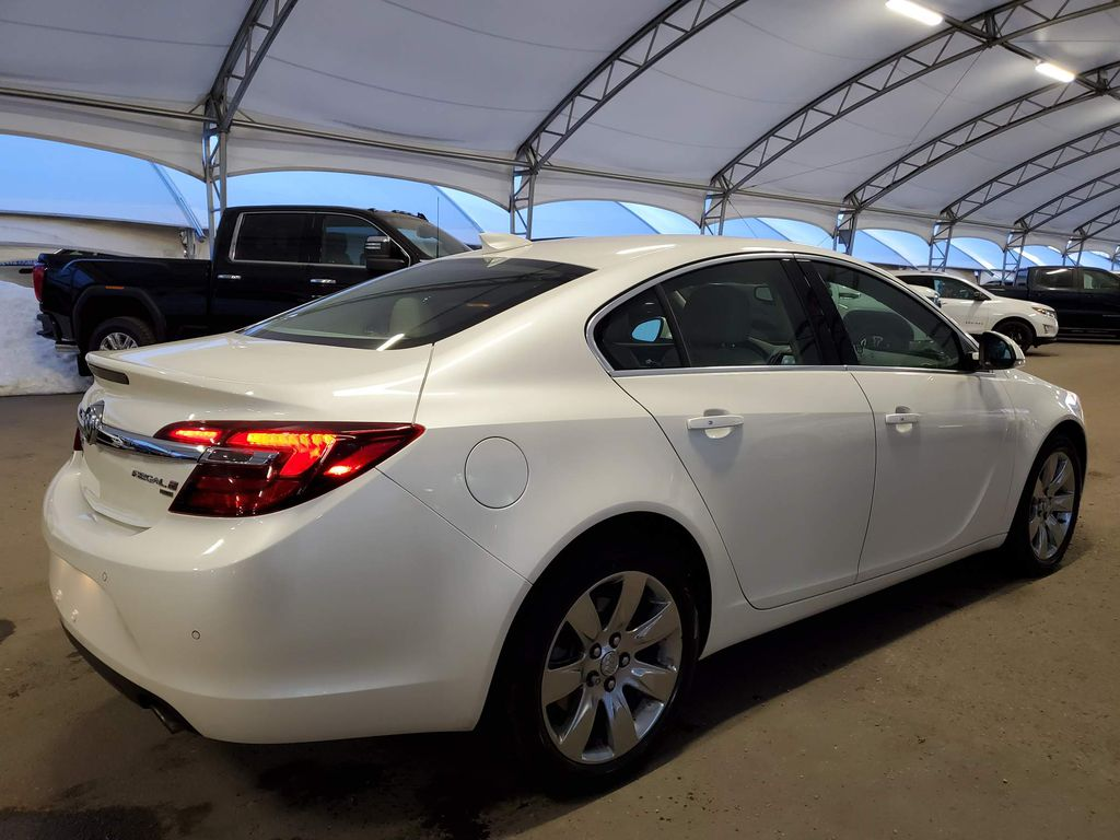 2015 Buick Regal Right Rear Corner Photo in Airdrie AB