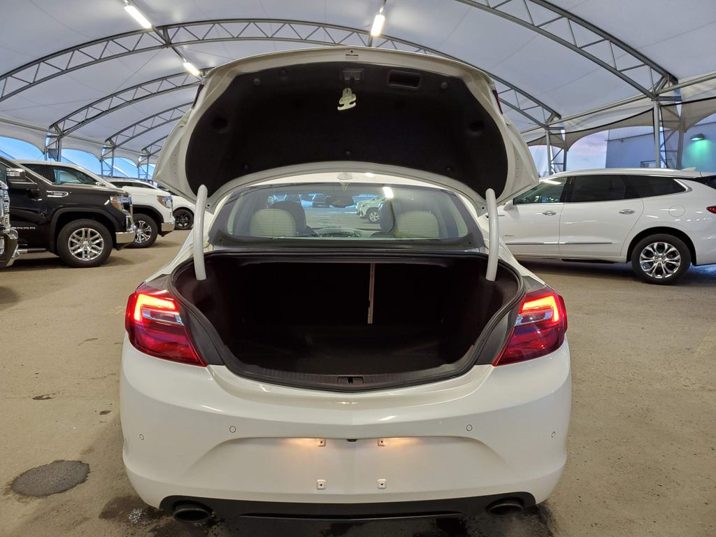 2015 Buick Regal Rear of Vehicle Photo in Airdrie AB