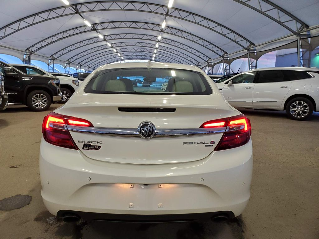 2015 Buick Regal Strng Wheel: Frm Rear in Airdrie AB